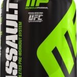 MusclePharm Exercise Stamina – Assault Pineapple Mango – 0.96 lbs (435