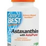 Doctor's Best Cellular Support – Astaxanthin with AstaPure 3 mg –