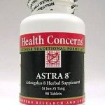 Health Concerns Herbals/Herbal Extracts – Astra 8 – 90 Tablets