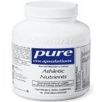 Pure Encapsulations Physical Fitness – Athletic Nutrients – 180