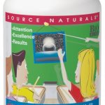 Source Naturals Cellular Support – Attentive Child Chewable – 60