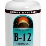 Source Naturals Immune Support – B-12 Sublingual 2000 mcg – 100