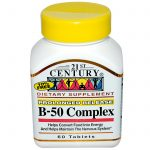 21st Century Metabolic Support – B-50 Complex Prolonged Release – 60