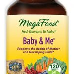 MegaFood Women's Health – Baby & Me – 120 Tablets