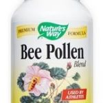 Nature's Way Cardiovascular Support – Bee Pollen – 180 Capsules