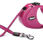 Flexi Dogs – Belt Retractable Leash for Dogs (Small to Large, Up To 77
