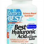 Doctor's Best Joint Support – Best Hyaluronic Acid with Chondroitin