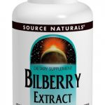 Source Naturals Ocular Health – Bilberry Extract 100 mg – 60 Tablets