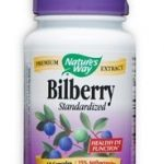 Nature's Way Cellular Support – Bilberry – 60 Capsules
