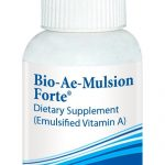 Biotics Research Vitamins – Bio-Ae-Mulsion Forte – 1 fl. oz (30 ml)