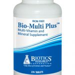 Biotics Research Multivitamins – Bio-Multi Plus Iron Free – 270