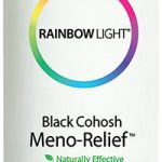 Rainbow Light Women's Health – Black Cohosh Meno-Relief – 60