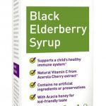 Gaia Herbs Children's Formulas – Black Elderberry Syrup for Kids
