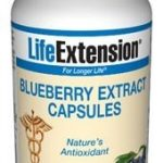 Life Extension Cardiovascular Support – Blueberry Extract – 60