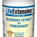 Life Extension Cardiovascular Support – Blueberry Extract with