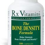 Rx Vitamins Joint Support – Bone Density Formula – 180 Capsules