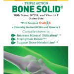 Country Life Joint Support – Bone Solid (Triple Action) – 180