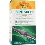 Country Life Joint Support – Bone Solid – 240 Capsules