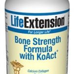Life Extension Joint Support – Bone Strength Formula with KoAct – 120