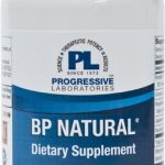 Progressive Labs Cardiovascular Support – BP Natural – 120 Capsules