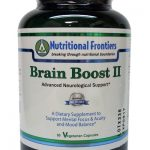 Nutritional Frontiers Nervous System Support – Brain Boost II – 90