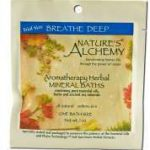 Nature's Alchemy Bath and Body – Breathe Deep Aromatherapy Mineral