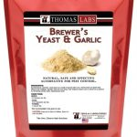 Thomas Labs Dogs – Brewer's Yeast/Garlic – 16 oz (454 Grams)