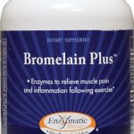 Enzymatic Therapy Metabolic Support – Bromelain Plus – 90 Vegetarian