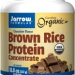 Jarrow Formulas Protein – Brown Rice Protein Concentrate Chocolate –