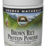 Source Naturals Protein – Brown Rice Protein Powder – 16 oz (454