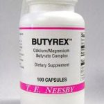 Neesby Gastrointestinal/Digestive – Butyrex – 100 Capsules
