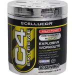 Cellucor Exercise Stamina – C4 Pre-Workout Fruit Punch Flavor – 30