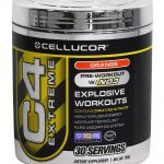 Cellucor Exercise Stamina – C4 Pre-Workout Orange Dreamsicle Flavor –