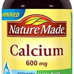 Nature Made Joint Support – Calcium 600 mg with Vitamin D – 100