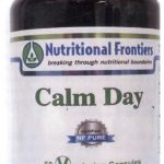 Nutritional Frontiers Nervous System Support – Calm Day – 60