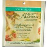 Nature's Alchemy Bath and Body – Calm Seas Aromatherapy Mineral Baths