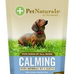 Pet Naturals of Vermont Dogs – Calming Chews for All Dogs – 30 Chews