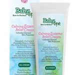 Baby Spa Skin Care – Calming Eczema Relief Cream – 4.4 oz (125 Grams)