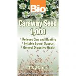 Bio Nutrition Herbals/Herbal Extracts – Caraway Seed – 60 Vegetarian