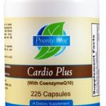 Priority One Cardiovascular Support – Cardio Plus (with CoenzymeQ10) –