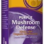 Enzymatic Therapy Immune Support – Cell Forte Purple Mushroom Defense