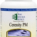 Ortho Molecular Products Nervous System Support – Cerenity PM – 120