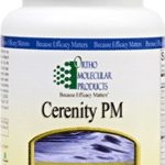 Ortho Molecular Products Nervous System Support – Cerenity PM – 60
