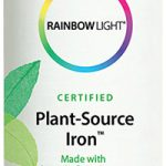 certified-organics-plant-source-iron-50-vegetarian-capsules-by-rainbow-light