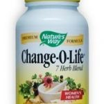 Nature's Way Herbals/Herbal Extracts – Change-O-Life – 180 Capsules