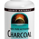 Source Naturals Gastrointestinal/Digestive – Charcoal 260 mg – 100