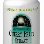 Source Naturals Cellular Support – Cherry Fruit Extract 500 mg – 180
