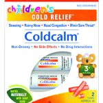 Boiron Allergy Relief – Children's Coldcalm Pellets – 2 Tubes of 80