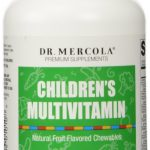 Dr. Mercola Children's Formulas – Children's Multivitamin Chewables,