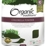 Organic Traditions Greens & Superfood Supplements – Chlorella Powder –